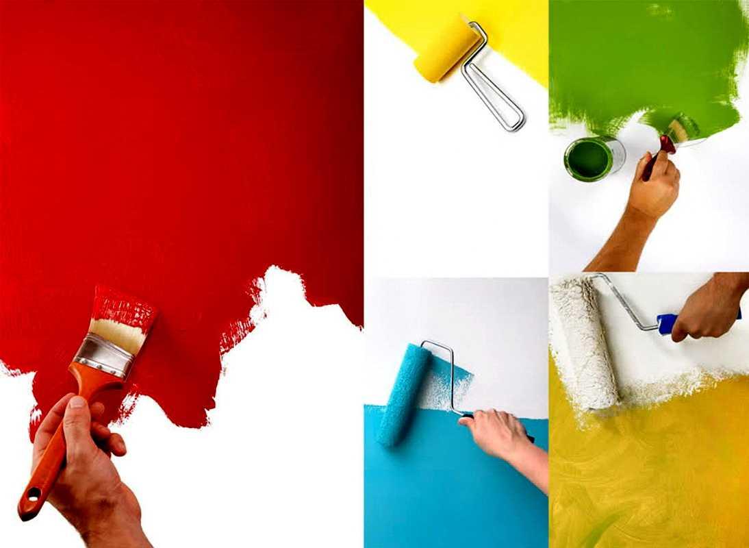 Что можно красить водоэмульсионной краской – как покрасить без разводов  белой эмульсионной краской, рейтинг водоэмульсионных красок, цвета и лучшие  технологии как наносить правильно — Мини гостиница «Отель А»