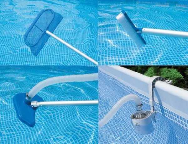 Средство для чистки бассейнов
