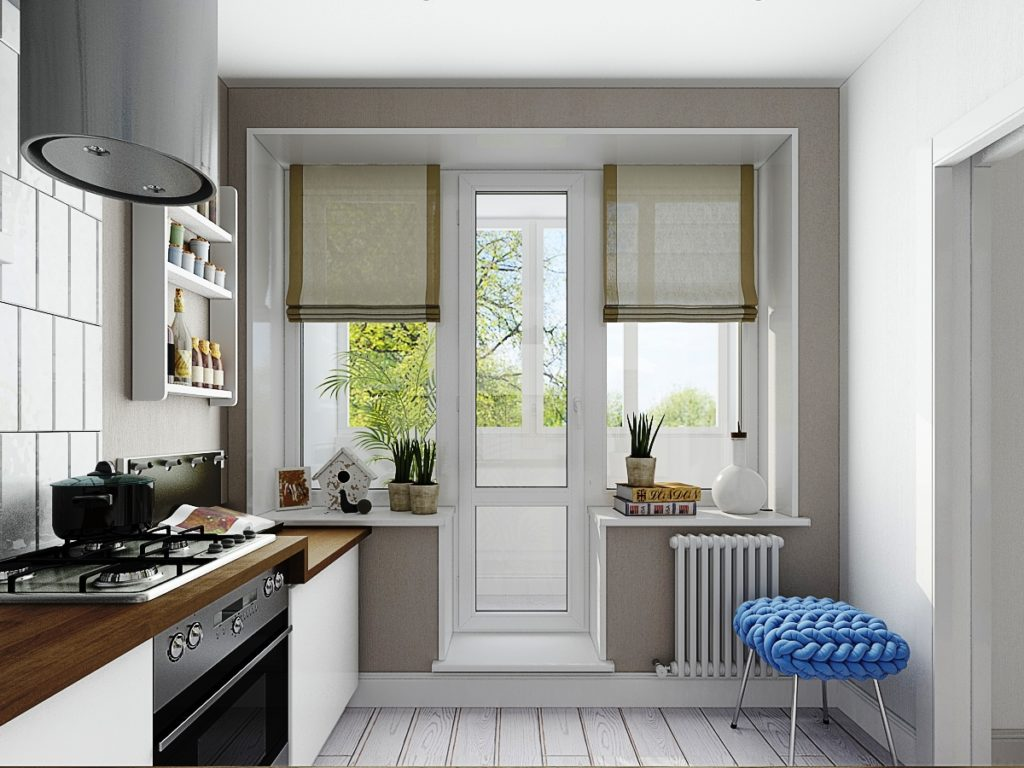 шторы с балконной дверью купить