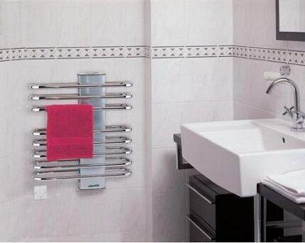 Полотенцесушители – простое, но эффективное решение для обустройства ванной комнаты