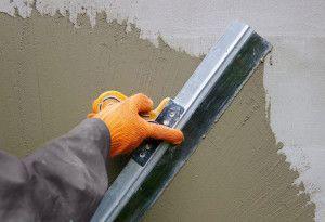 Можно ли штукатурить на пенопласт цементным раствором известковый или цементный раствор для штукатурки