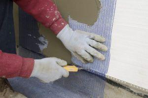 Пеноплекс цементным раствором можно штукатурить бетон в серпухове заказать