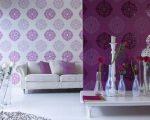 Сочетание обоев двух видов – Комбинирование обоев двух цветов фото: как между собой, комбинации в интерьере, разные в одной комнате, варианты